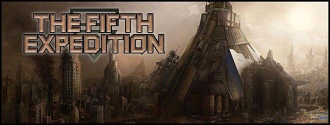 The Fifth Expedition v0.8.2 - игра на стадии разработки