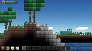 Junk Jack PC v3.1 - игра на стадии разработки