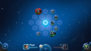 Galaxy Admirals v12.07.17 - игра на стадии разработки