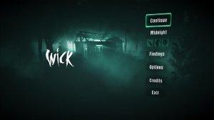 Хоррор игра: Wick v1.02.6804 - полная версия на русском