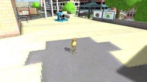 Amazing Frog? v2 f0.2.9i - игра на стадии разработки