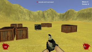 Survive! v0.73 - игра на стадии разработки