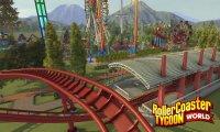 RollerCoaster Tycoon World v08.04.2017 полная версия на русском - торрент