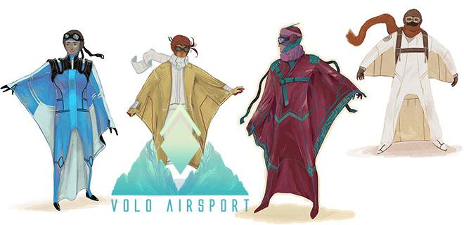 Volo Airsport v3.7.4 - игра на стадии разработки