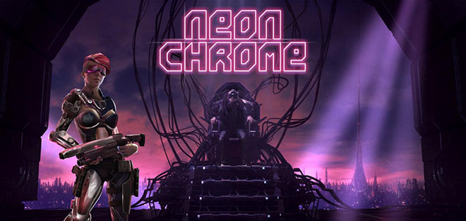 Neon Chrome Arena - полная версия
