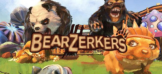 BEARZERKERS v0.2.1 - игра на стадии разработки