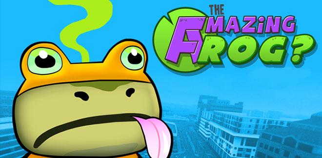 Amazing Frog? v.f0.2.8e - игра на стадии разработки