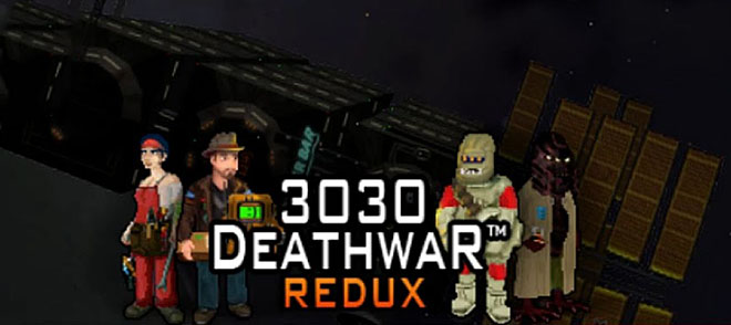 3030 Deathwar Redux v1.40a - полная версия