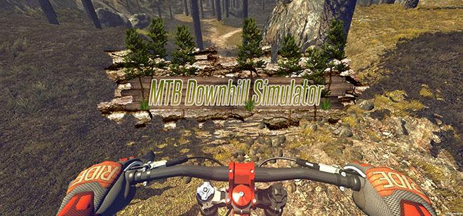 MTB Downhill Simulator - полная версия на русском – торрент