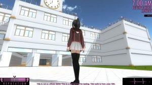Yandere Simulator - развлечение в стадии разработки