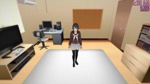 Yandere Simulator - игра на стадии разработки