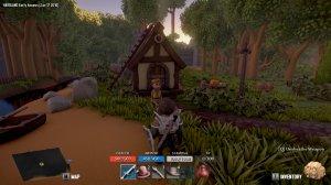 Hardland Release 26 - игра на стадии разработки