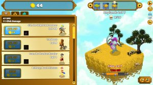 Clicker Heroes v1.0e8 - полная версия