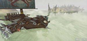 The Last Leviathan v0.2.1 Build 146 - игра на стадии разработки