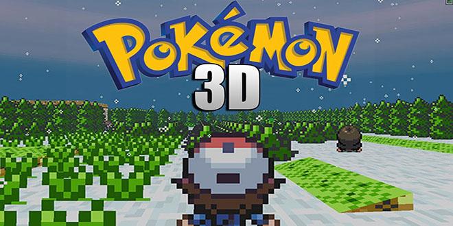 Pokemon 3D v0.53.3 - игра на стадии разработки