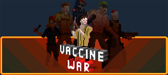 Vaccine War v1.003 - полная версия на русском