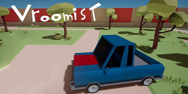 Vroomist v0.2.1 - игра на стадии разработки