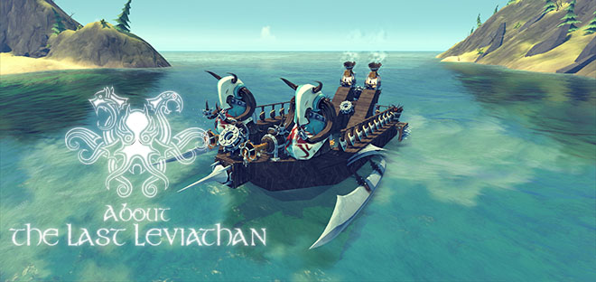 The Last Leviathan v0.3.2 - игра на стадии разработки