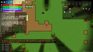 Wayward v2.9.1 - игра на стадии разработки