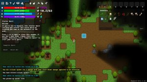 Wayward v2.4.4 - игра на стадии разработки