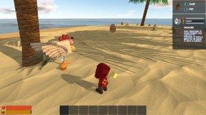 CHKN v0.4.5 - игра на стадии разработки