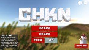 CHKN v0.7.2 - игра на стадии разработки