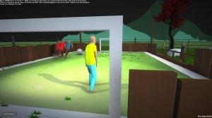 Footbrawl Playground v0.0.4 - игра на стадии разработки