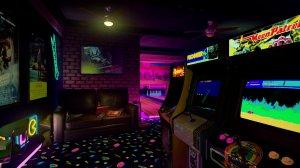 New Retro Arcade v4.0.0 - игра на стадии разработки