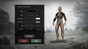 Savage Lands v0.8.3.378 - игра на стадии разработки