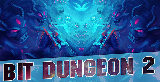 bit Dungeon II PC v2.2 - полная версия на компьютер