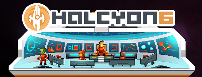Halcyon 6: Starbase Commander v1.4.3.4 - полная версия
