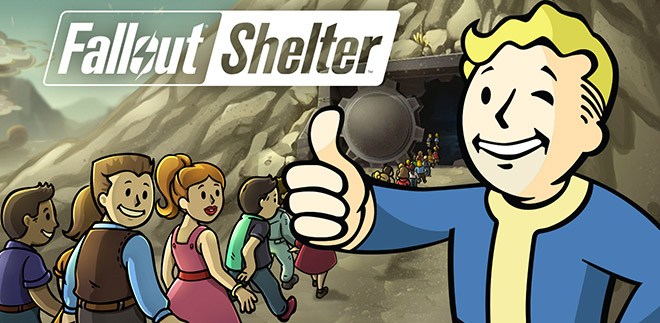 Fallout Shelter v1.13 / PC – полная русская версия на ПК