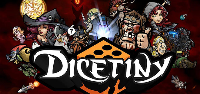 DICETINY: The Lord of the Dice v1.21 - полная версия