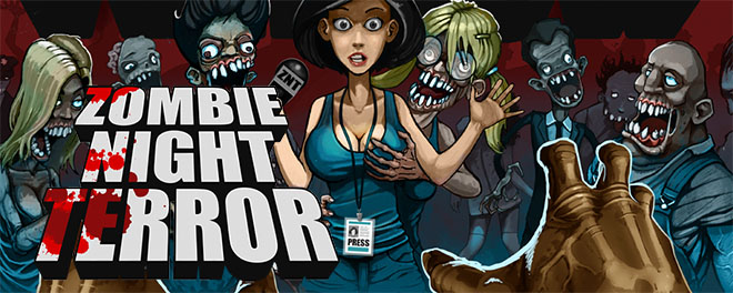 Zombie Night Terror v1.3.7 - полная версия на русском