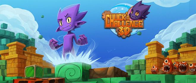 Chuck's Challenge 3D v2.1.2 - полная версия
