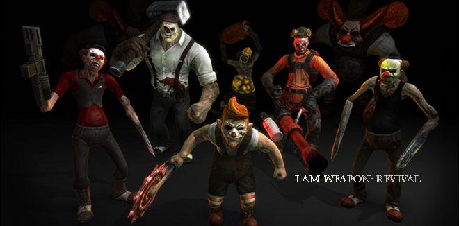 I am Weapon: Revival полная версия на русском - торрент