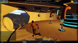 Novus Inceptio v0.54.002 - игра на стадии разработки