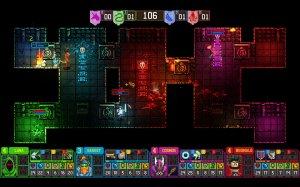 Dungeon League v1.7.1 - игра на стадии разработки