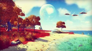 No Man's Sky v3.34 71106 Origins на русском – торрент