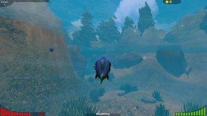 Feed and Grow: Fish v0.8.3a - игра на стадии разработки