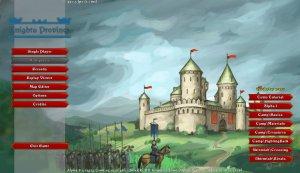 Knights Province v8.2 r5288 - игра на стадии разработки