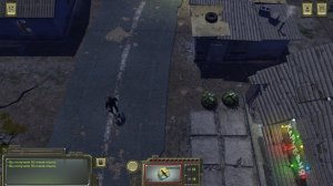 A Post Nuclear RPG A.T.O.M. v0.7.5d - игра на стадии разработки