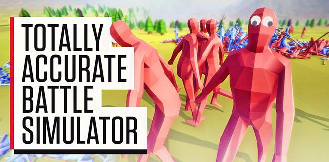 Totally Accurate Battle Simulator / TABS v0.8.7.00c37b2e9 - игра на стадии разработки