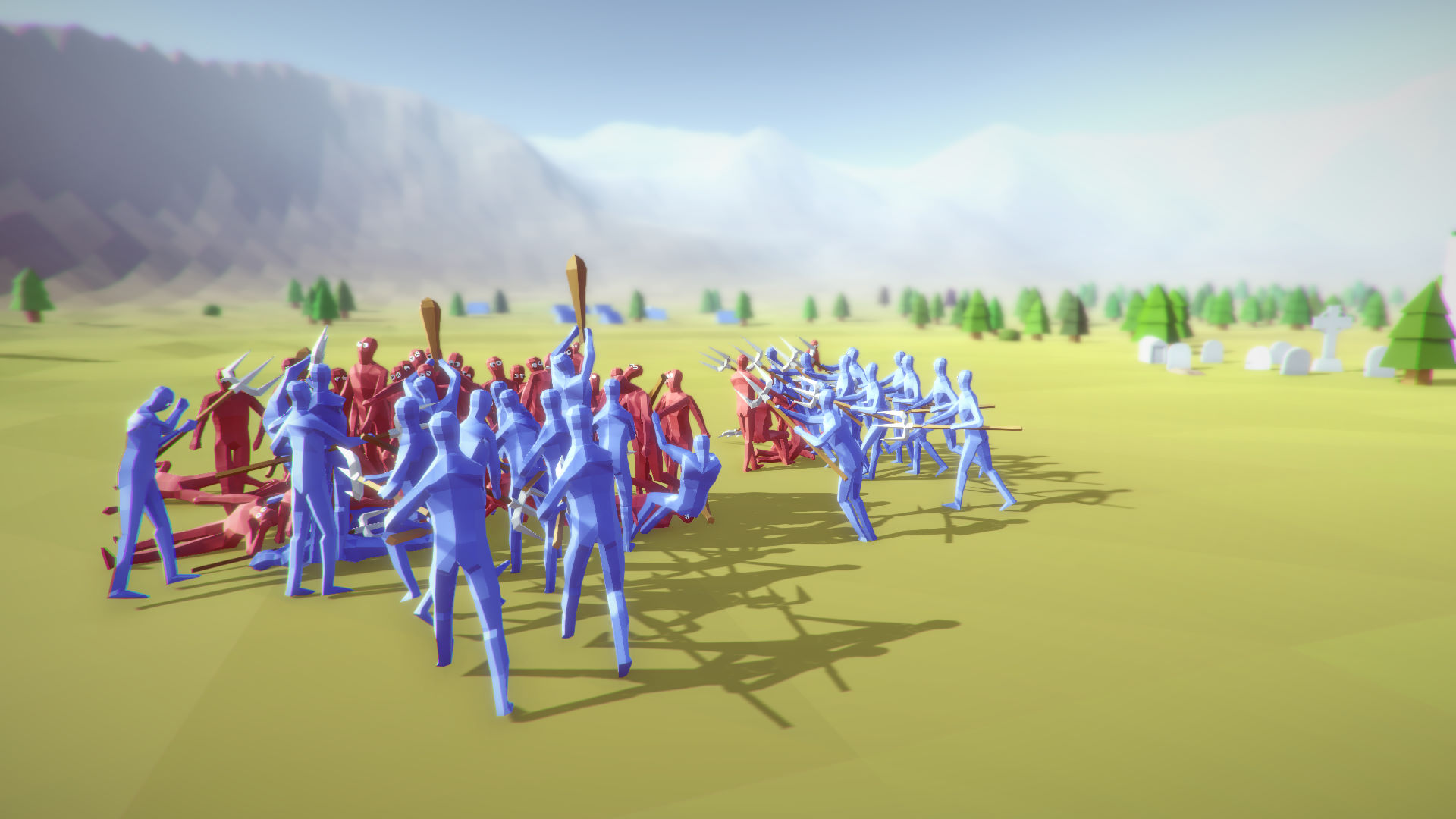 Totally Accurate Battle Simulator / TABS v0.3.6192.6310