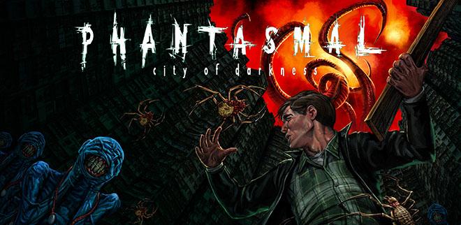 Phantasmal: City of Darkness (Update 20) полная версия - торрент