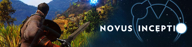 Novus Inceptio v0.54.003 - игра на стадии разработки