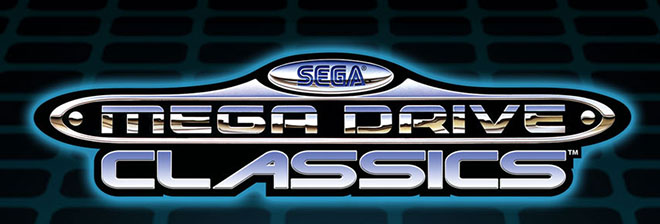 SEGA Mega Drive and Genesis Classics Collection v1.0 – сборник старых игр
