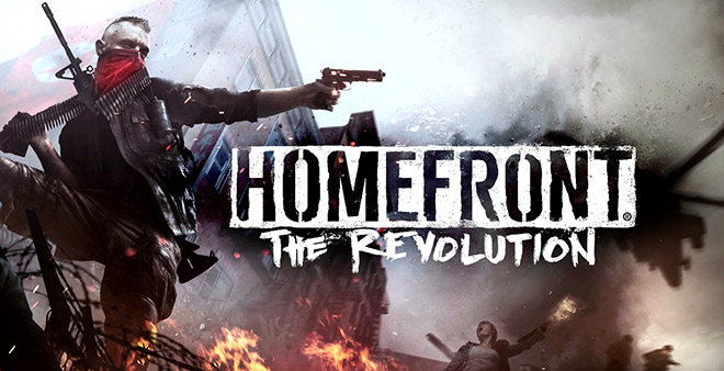 Homefront: The Revolution v1.0781467 - торрент
