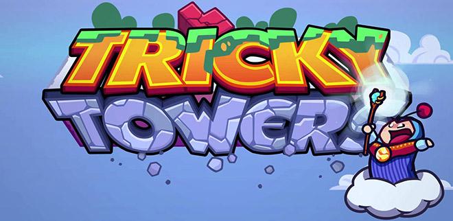 скачать игру Tricky Towers - фото 5