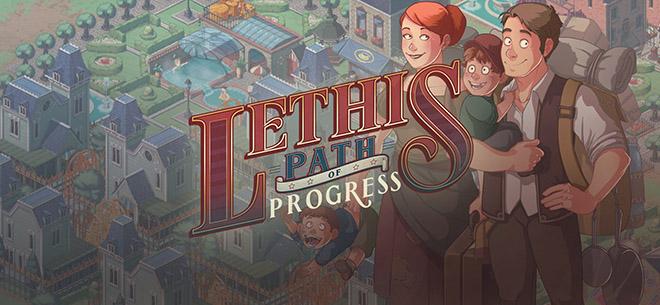 Lethis - Path of Progress v1.4.0 - полная версия на русском